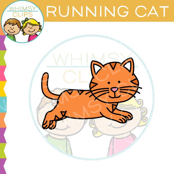 Cat clip art , Images & Illustrations.