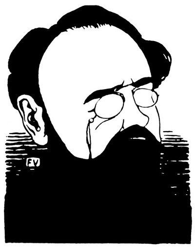 Artwork by Félix Vallotton.