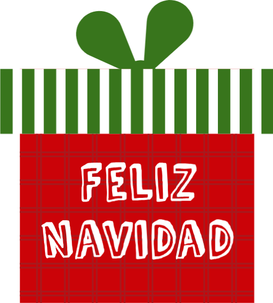 Free Online Feliz Navidad Merry Christmas Vector For.