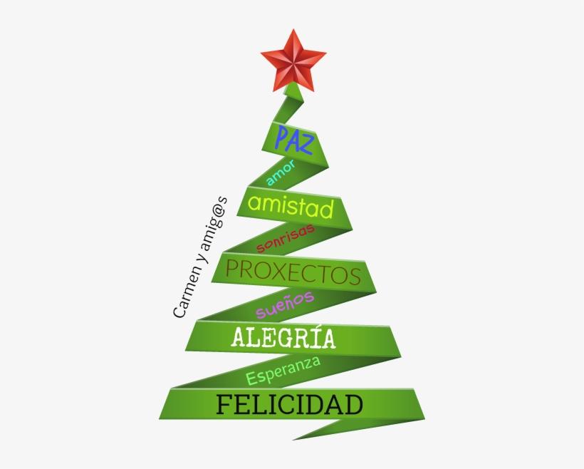 feliz Navidad Y Feliz Año Nuevo.