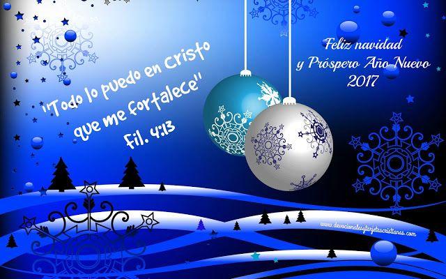 Tarjetas de Navidad y Año Nuevo.