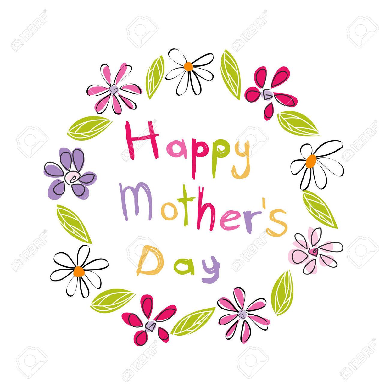 feliz dia de las madres clipart #11