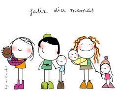 feliz dia de las madres clipart #5