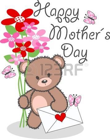 Feliz Dia De Las Madres Imágenes De Archivo, Vectores, Feliz Dia.