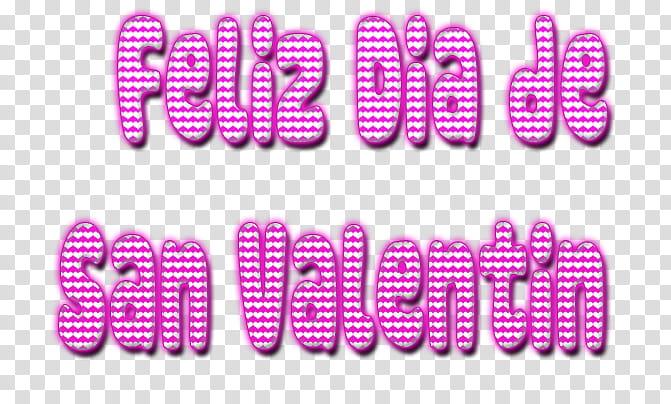 Leonetta Feliz Dia De San Valentin Zip transparent.