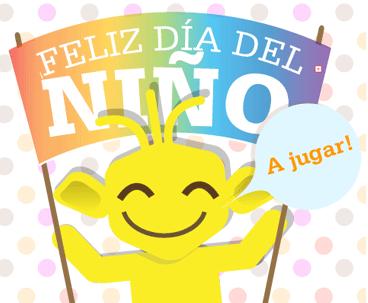 Feliz Día del Niño Imágenes, Videos, Frases y Gifs para Compartir.