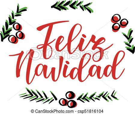 Feliz navidad clipart 4 » Clipart Station.
