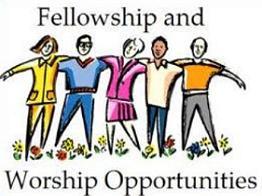 Free Fellowship Clipart.