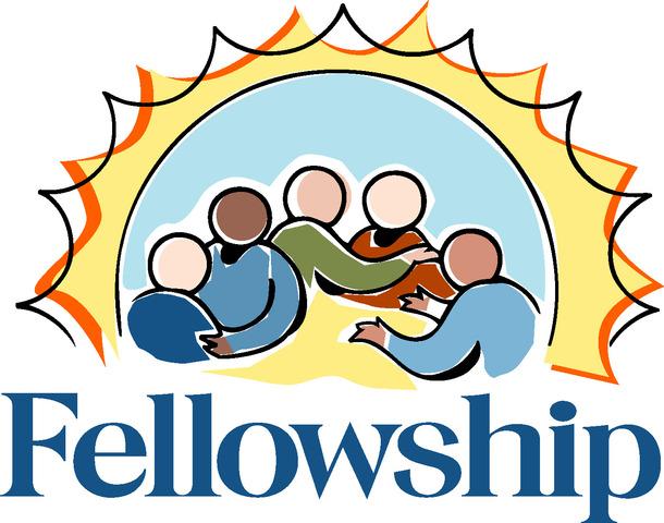 Fellowship Clip Art.