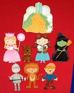Download wizard of oz felt board clipart The Wizard of Oz The.