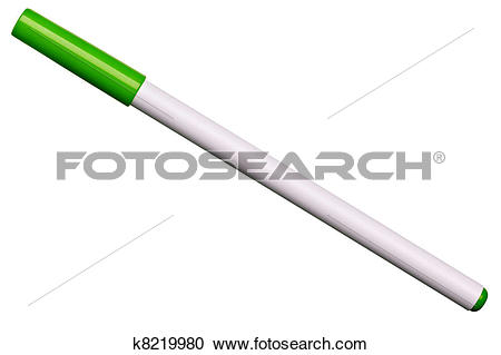 Stock Photography of felt tip pen color highlighter k8219980.