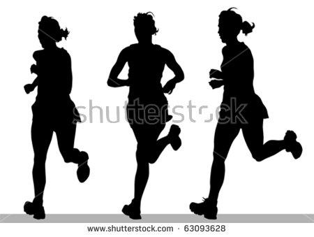 Athlete Silhouette Stockbilder, royaltyfria bilder och.