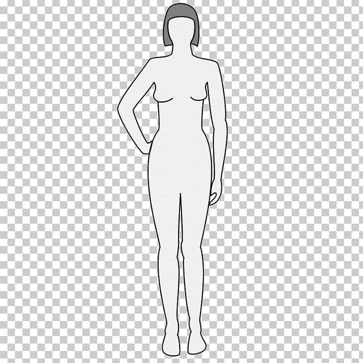 Female Body Shape Human Body Woman PNG, Clipart, Abdomen, Arm, Black.