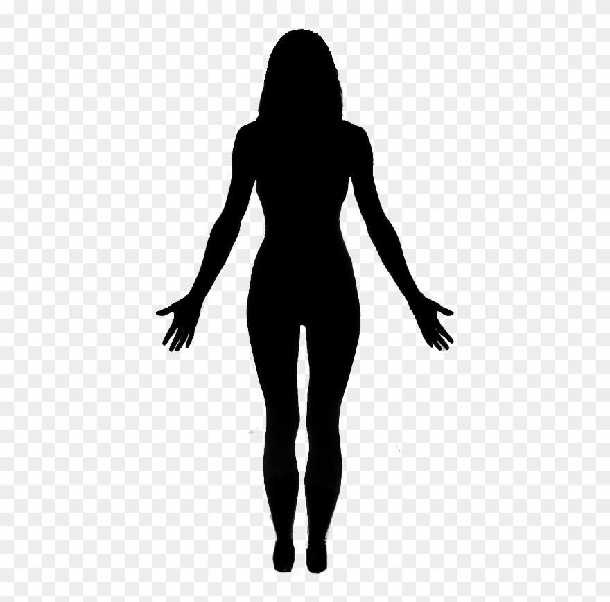 Body Silhouette At Getdrawings.
