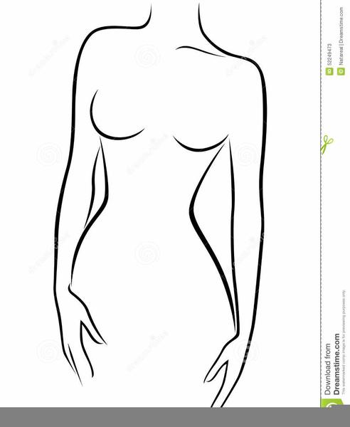 Female body clipart » Clipart Portal.