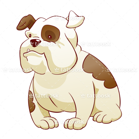 Showing post & media for Cartoon female bulldogs.