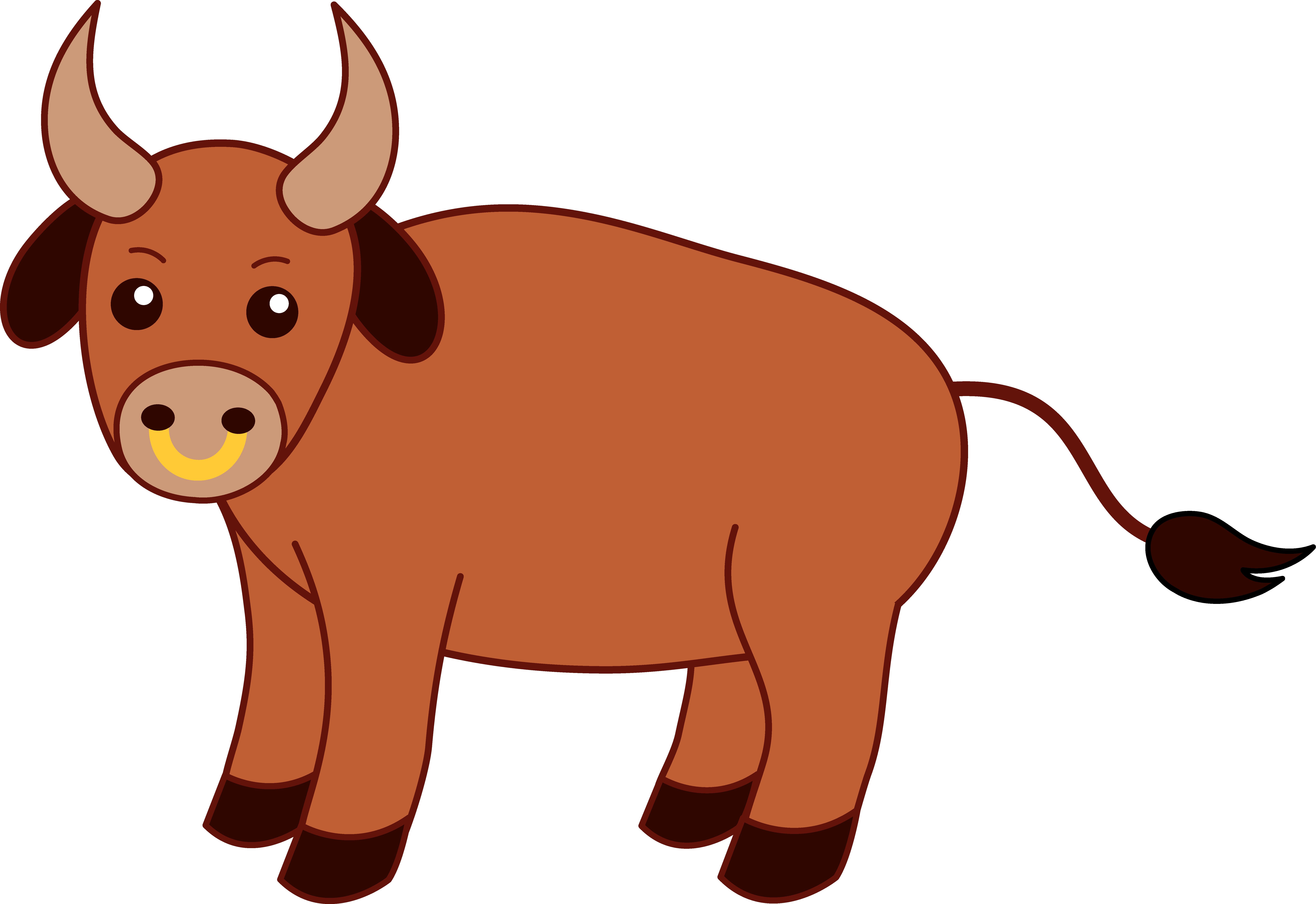 Cows Clipart.