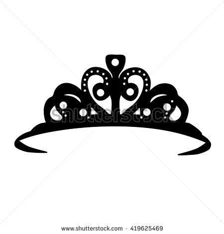 Princess Tiara Stock Images, Royalty.