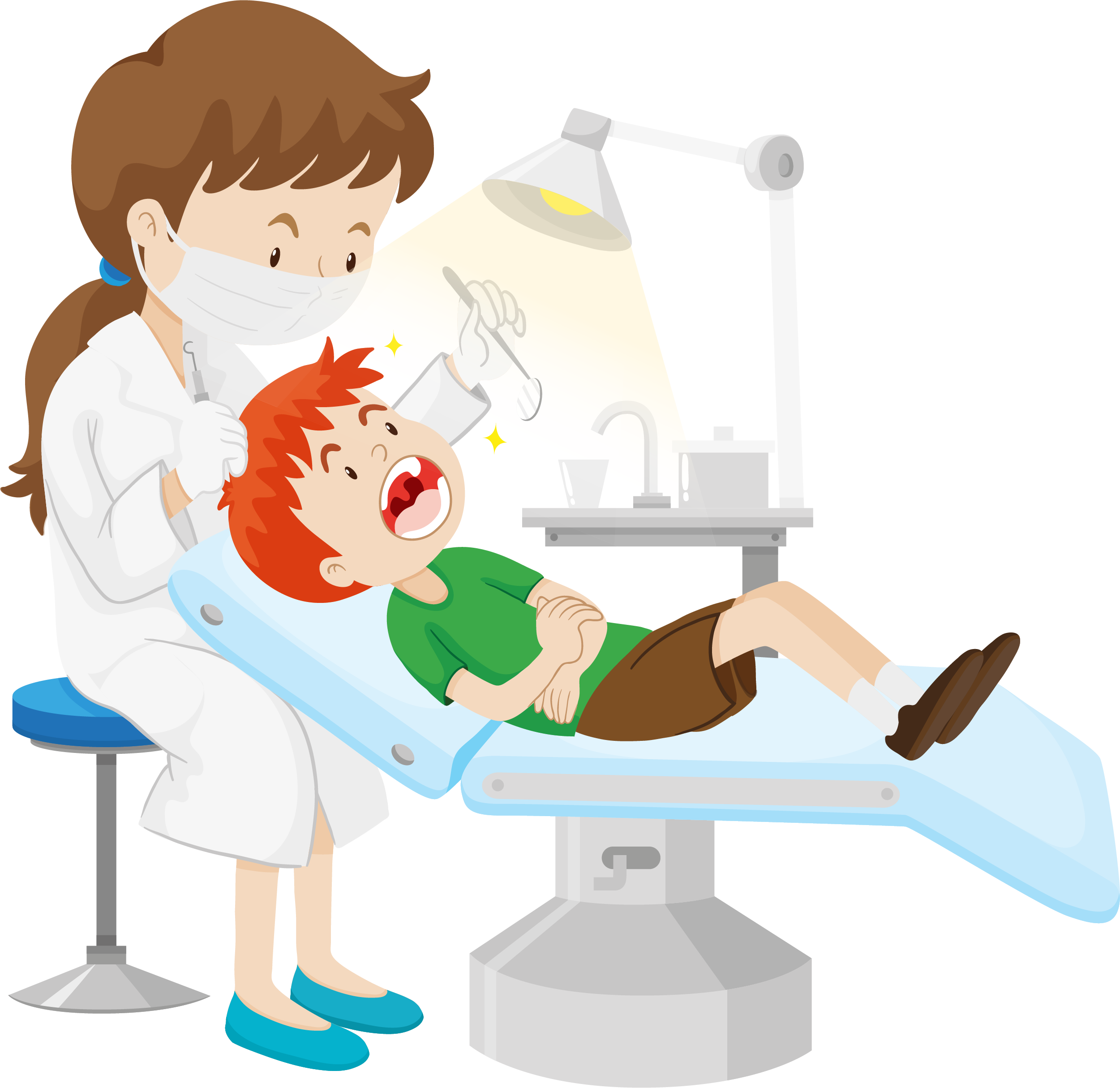 Dentistry Royalty Free Clip Art Make Up.