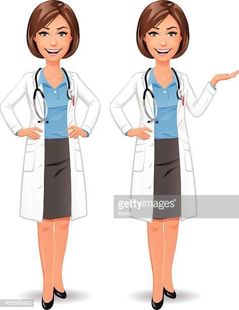60 Top Female Doctor Stock Illustrations, Clip art, Cartoons.