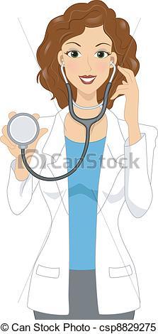 Female Doctor.