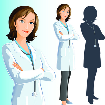 Vector doctor clipart free vector download (3,178 Free vector) for.