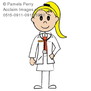 Female doctor clipart free clip art images image #3202.