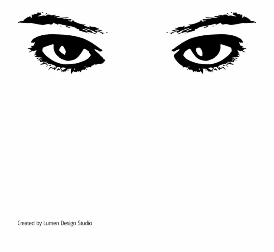 Brown Eyes Clipart Female Eye.