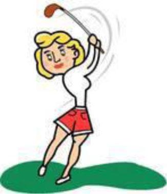 Free Female Golfer Cliparts, Download Free Clip Art, Free Clip Art.
