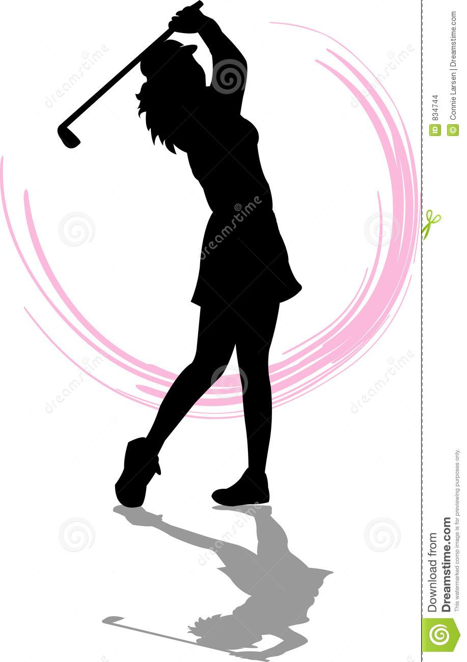 Female Golfer Cliparts Free Download Clip Art.