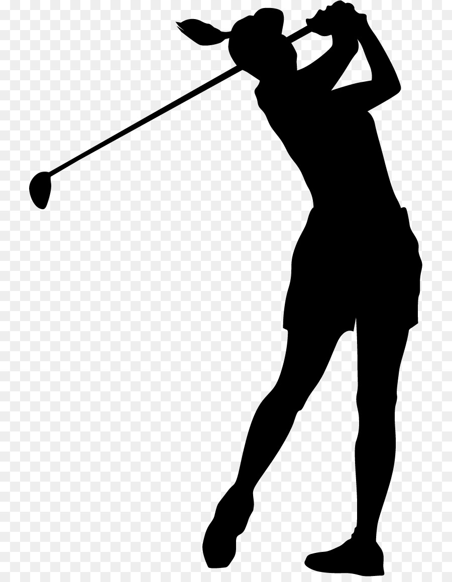 Golf Academy of America Woman Clip art.