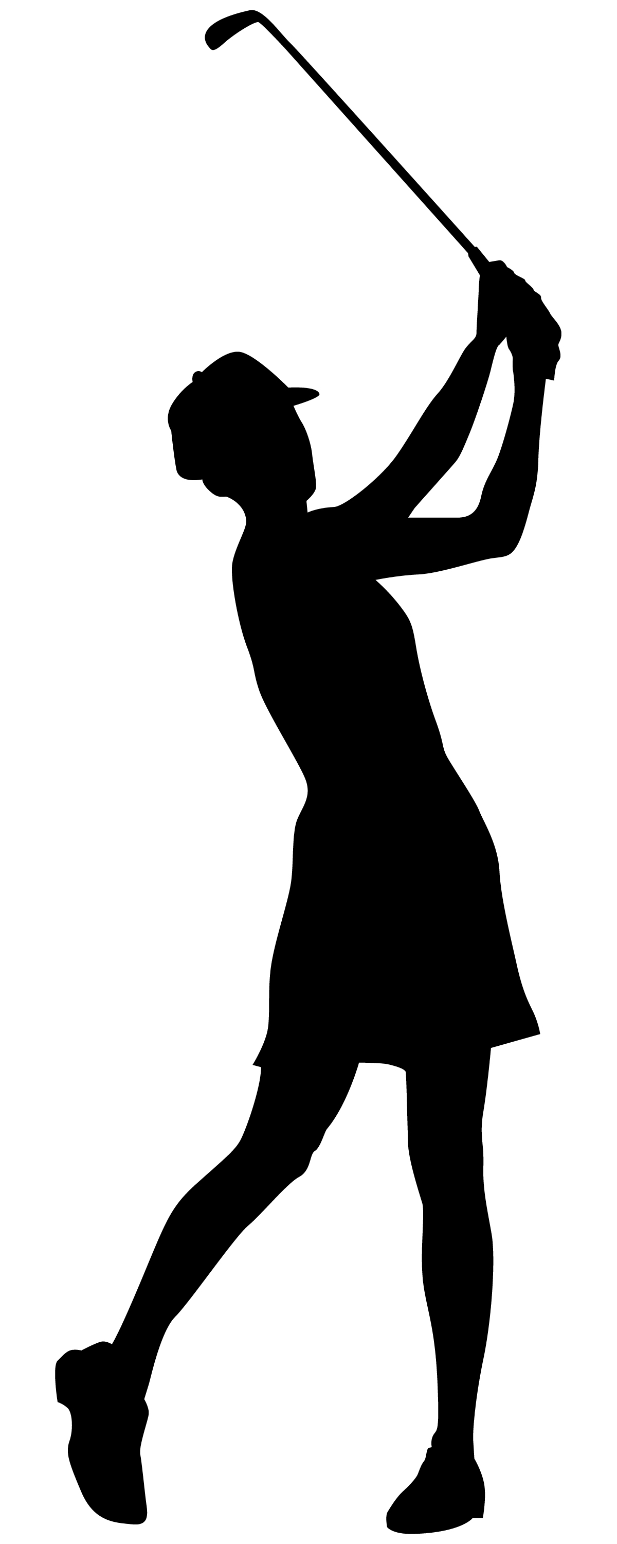 Free Female Golfer Cliparts, Download Free Clip Art, Free Clip Art.