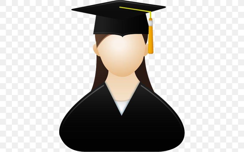 Graduation Ceremony Woman Clip Art, PNG, 512x512px.