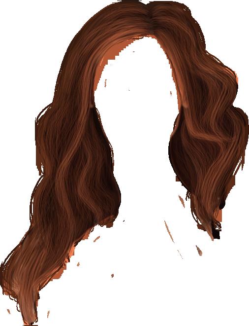 Women hair png #26044.