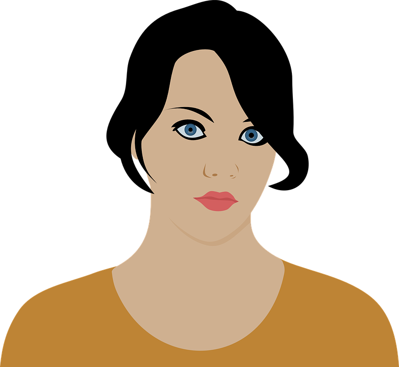 Free vector graphic: Woman, Girl, Female, Beauty, Face.