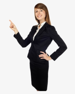 Free Female Lawyer Clip Art with No Background.