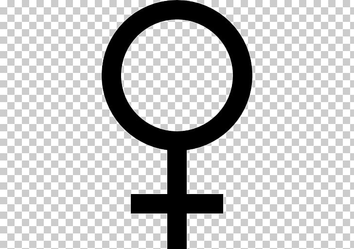 Female Logo Gender symbol, symbol PNG clipart.
