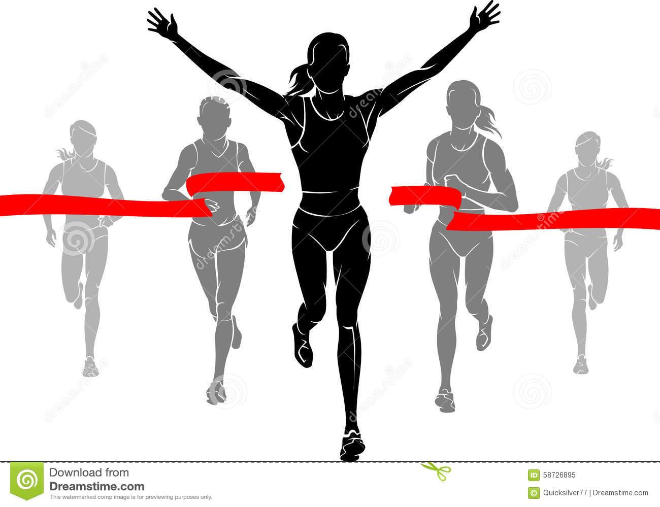 Similiar Silhouette Runners Race Keywords.