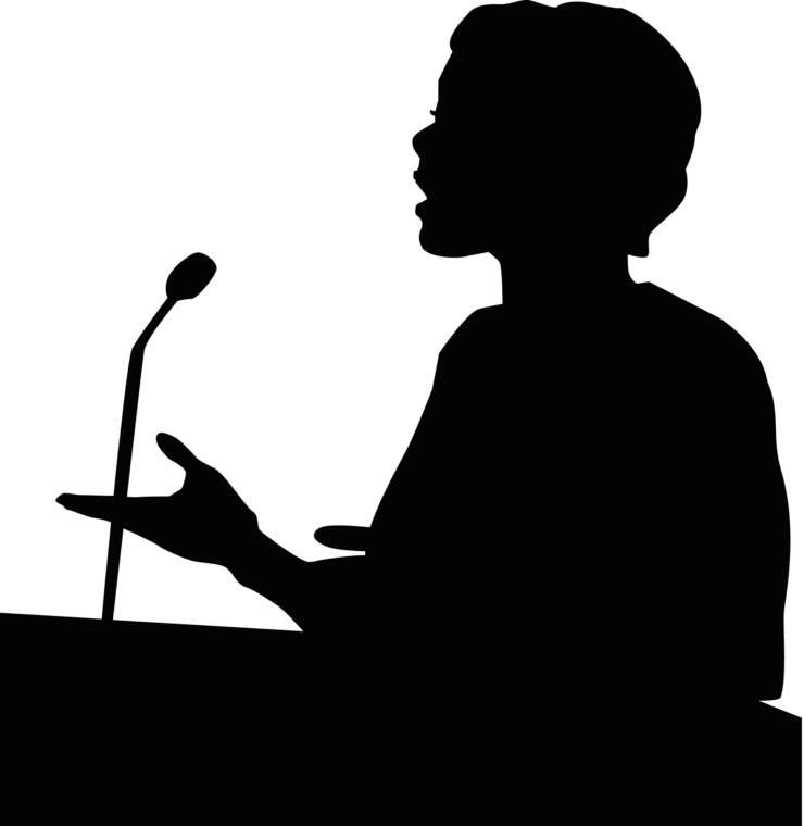 Black Women Praising God.