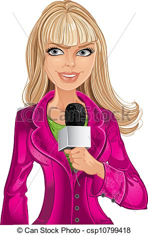 Reporter Illustrations and Clip Art. 5,930 Reporter royalty free.