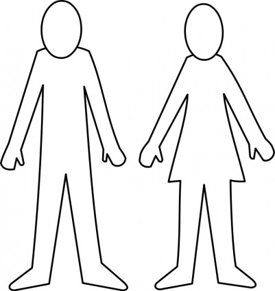 Free Woman Outline Cliparts, Download Free Clip Art, Free.