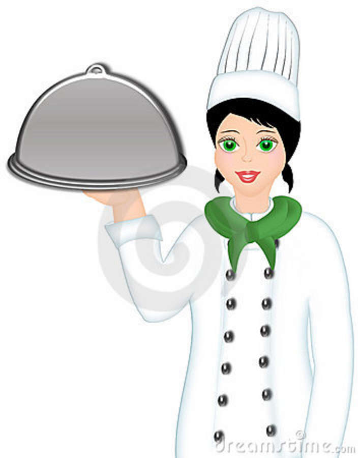 Female pastry chef clipart 6 » Clipart Station.