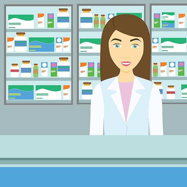 Female pharmacist clipart 7 » Clipart Station.