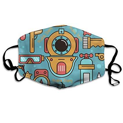 Amazon.com: Skwsosmask Anti Pollution Mask N95 Respirator.