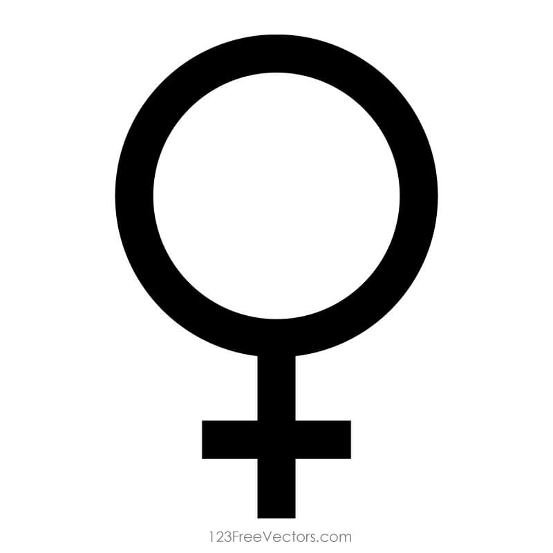 Female sign clipart 1 » Clipart Station.