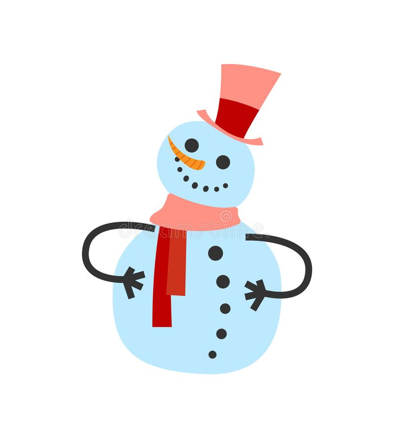 Female Snowman Stock Illustrations.