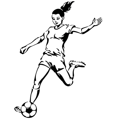 Free Girls Soccer Cliparts, Download Free Clip Art, Free Clip Art on.