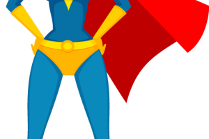 Female superhero clipart » Clipart Station.