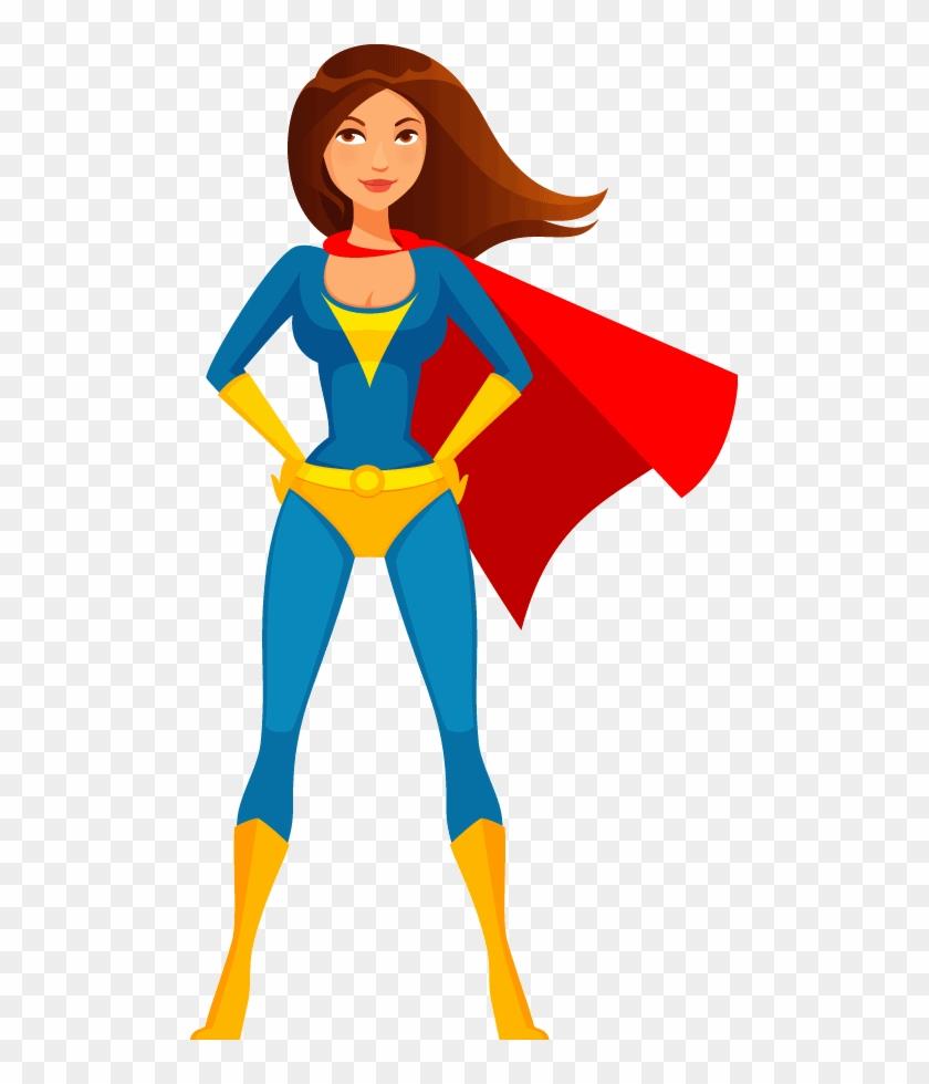 Supergirl Clipart Superteacher.