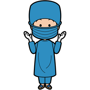 Female Surgeon clipart, cliparts of Female Surgeon free.